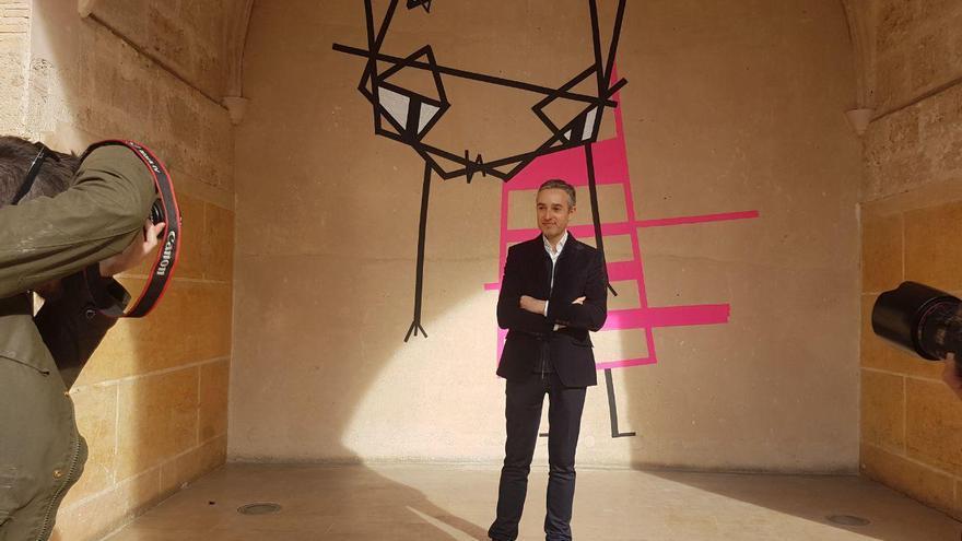 El director del Consorci Valencià de Museus, José Luis Pérez Pont