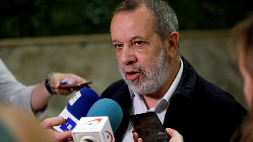 El Defensor del Pueblo Francisco Fernández Marugán.