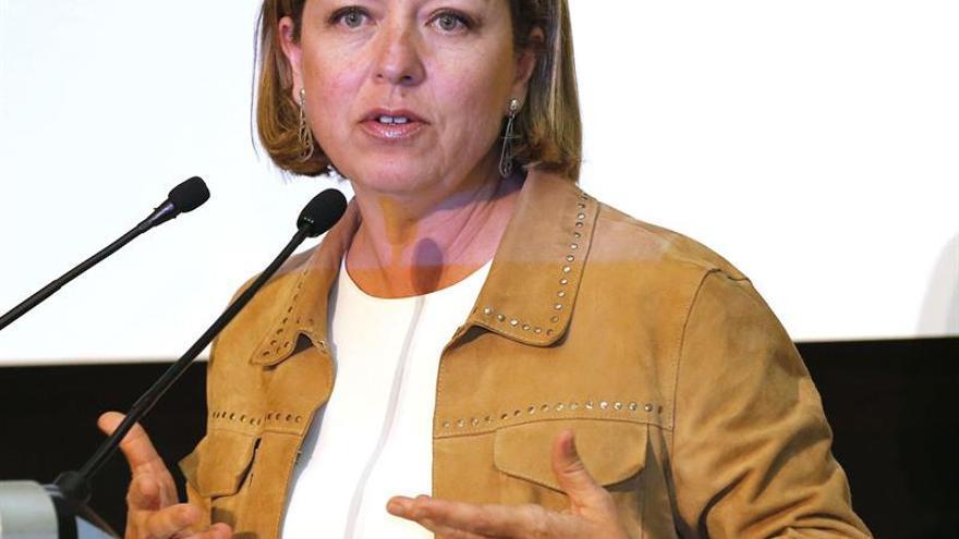 La diputada nacional de Coalición Canaria, Ana Oramas