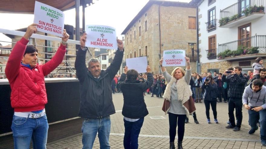 Covite denunció en la ONU la persistente legitimación de ETA un mes antes de la agresión de Alsasua