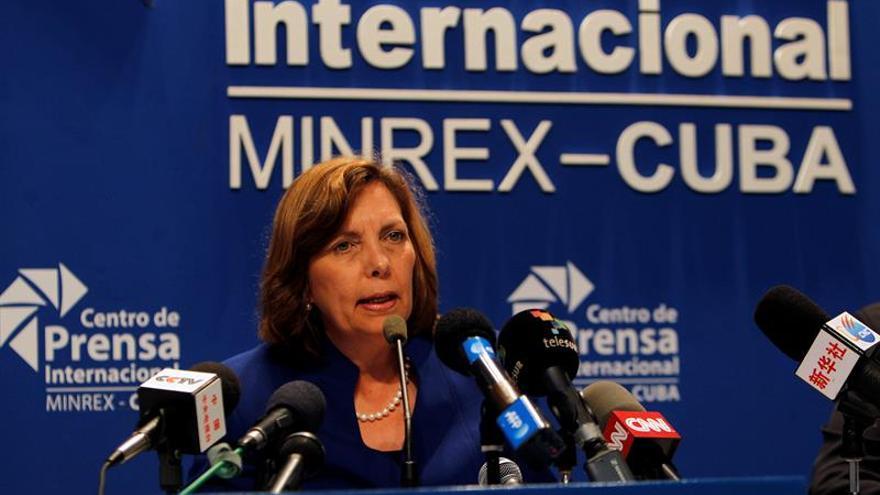 Cuba y EE.UU. exploran en La Habana áreas para cooperar en materia legal