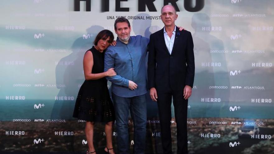 """Candela Peña: no fui ni primera ni segunda opción para el papel en """"Hierro"""""""