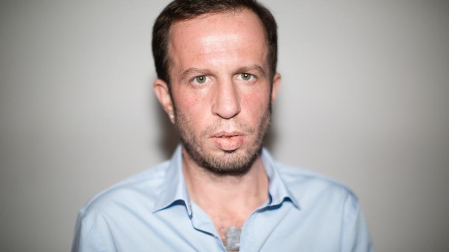 Liviu Babitz es el CEO de Cyborg Nest, una compañía que quiere desarrollar nuevos sentidos