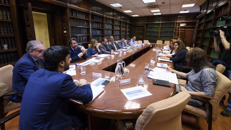 Reunión de la comisión de seguimiento del convenio de Las Chumberas, este viernes en Madrid