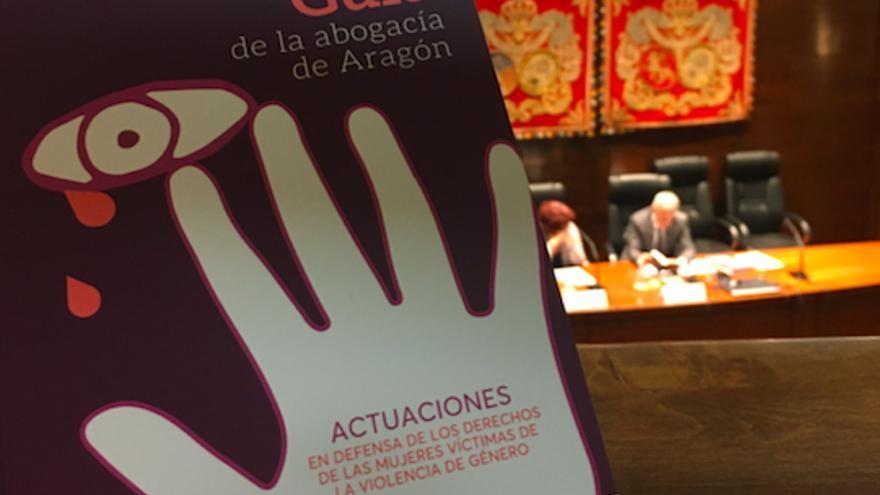 Presentación de la Guía en defensa de los derechos de las mujeres víctimas de la violencia de género.