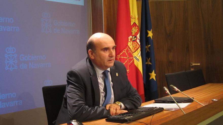 El Gobierno de Navarra espera abonar el adelanto de la paga extra a los funcionarios los días 3 o 4 de enero
