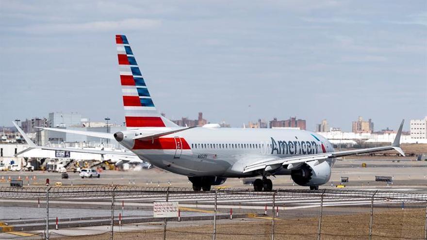 A Tras Boeing 737 Max Vuelve Del La En Vuelos Caer Bolsa Suspenderse 13TlFKJc