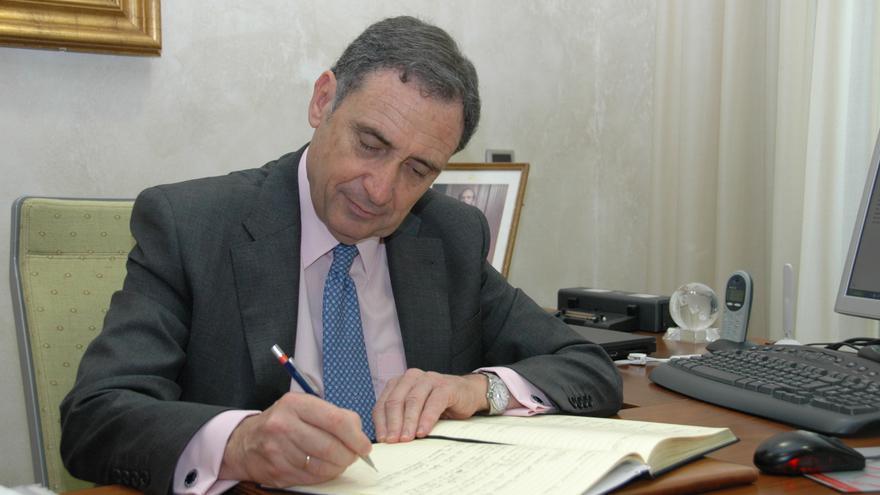 El presidente de la CEN, José Antonio Sarría.