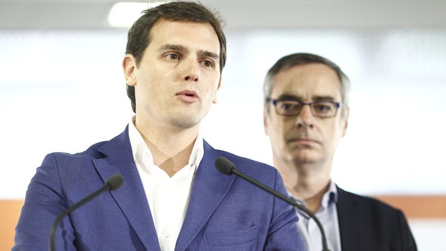 Ciudadanos reúne hoy a su Comité de Pactos Postelectorales para fijar principios para toda Esspaña