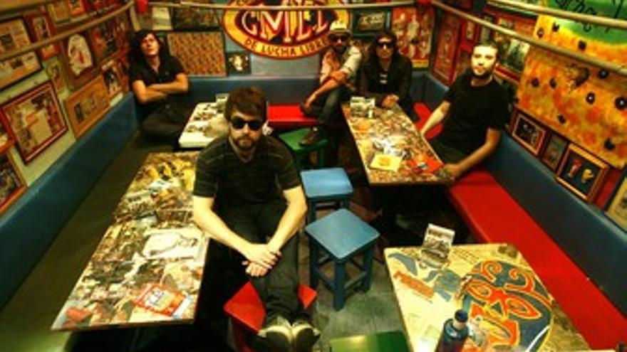 La banda mexicana Zoé