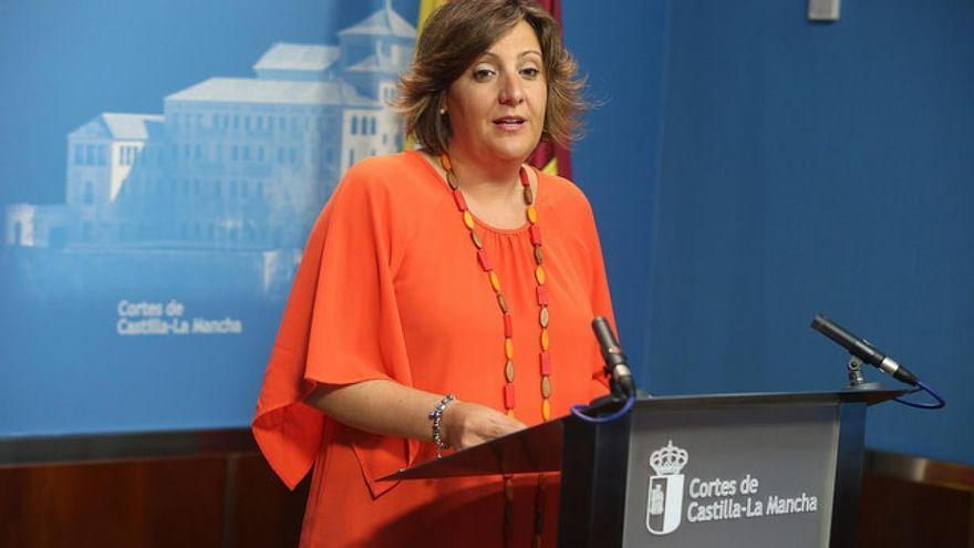 Consejera de Economía, Patricia Franco. FOTO: JCCM