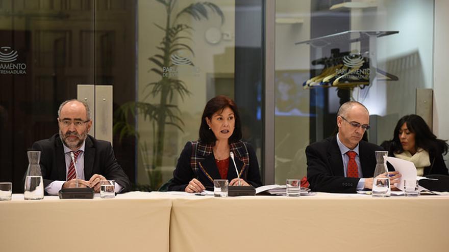 María Ascension Murillo secretaria general Hacienda Administracion Publica Extremadura