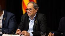 El Govern de Torra encara su cuenta atrás pendiente del pacto Sánchez-Iglesias