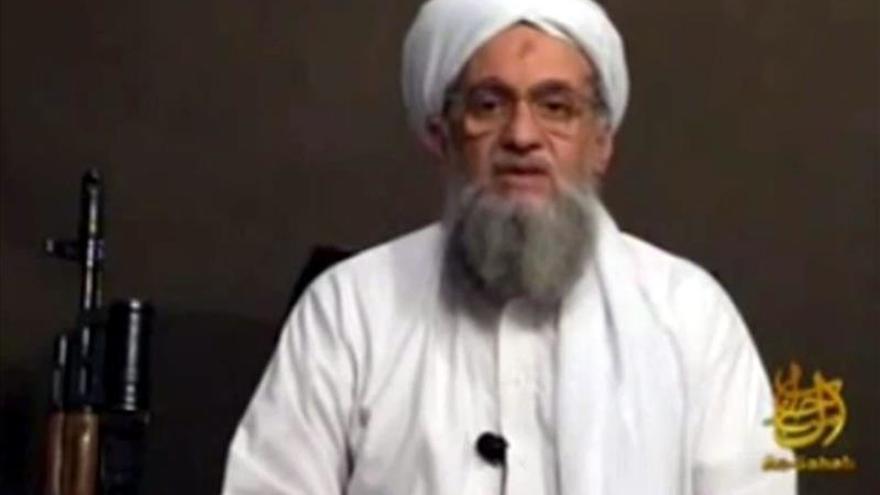 El líder de Al Qaeda llama a la unión de los yihadistas contra EEUU y Rusia