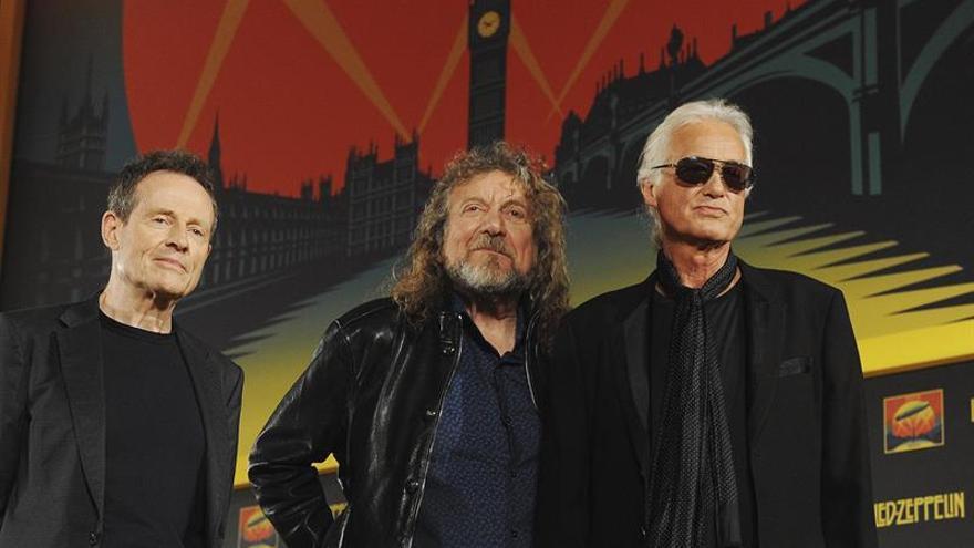 Led Zeppelin recupera ocho grabaciones inéditas de sus sesiones para la BBC