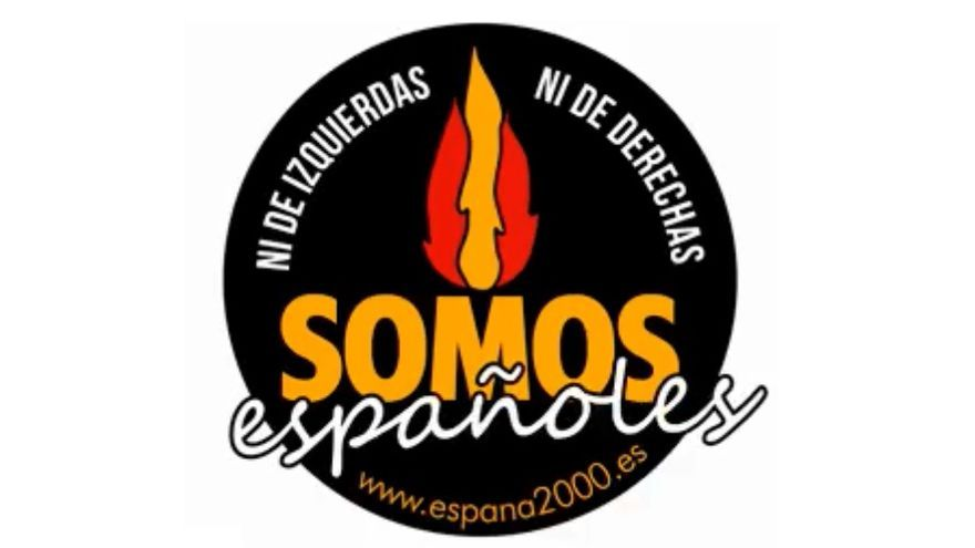 """""""Ni de izquierdas, ni de derechas. Somos españoles"""", el lema de España 2000"""