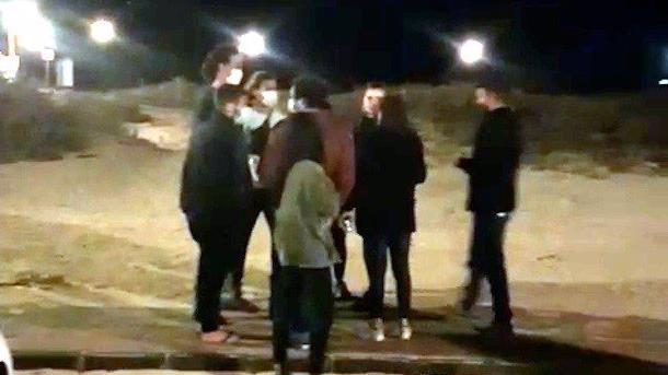 Identificados 17 turistas reunidos en una playa de Fuerteventura incumpliendo las medidas anti COVID