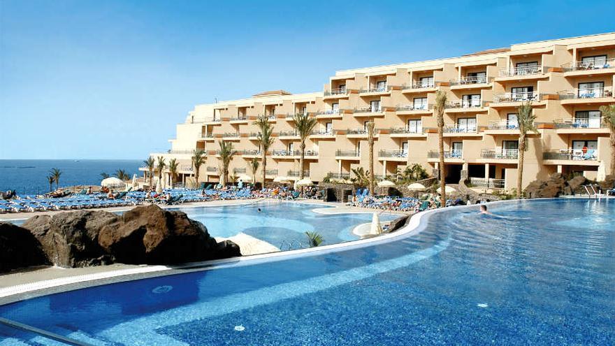 Hotel Riu Buenavista, en Tenerife.