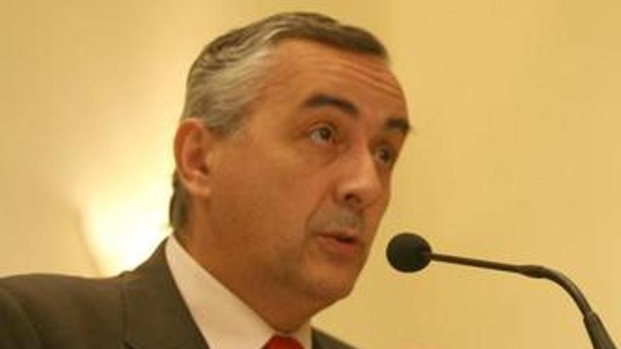 Carlos Ocaña, en desayunos informativos