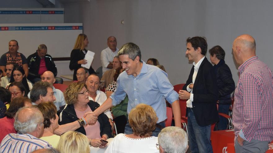 """Zuloaga (PSOE) insiste en que los cambios en MARE y Sodercan """"eran necesarios"""""""