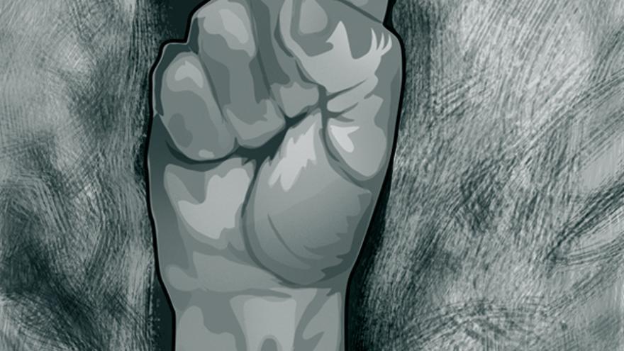 Imagen 4. Empotramiento de puño.