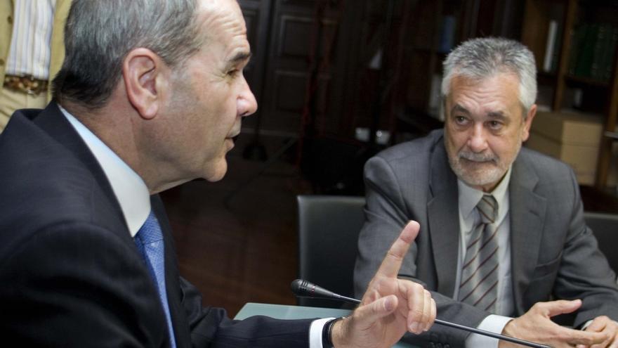 """Chaves, Griñán, Zarrías, Viera y Moreno pedirán declarar de forma voluntaria ante el juez instructor """"lo antes posible"""""""