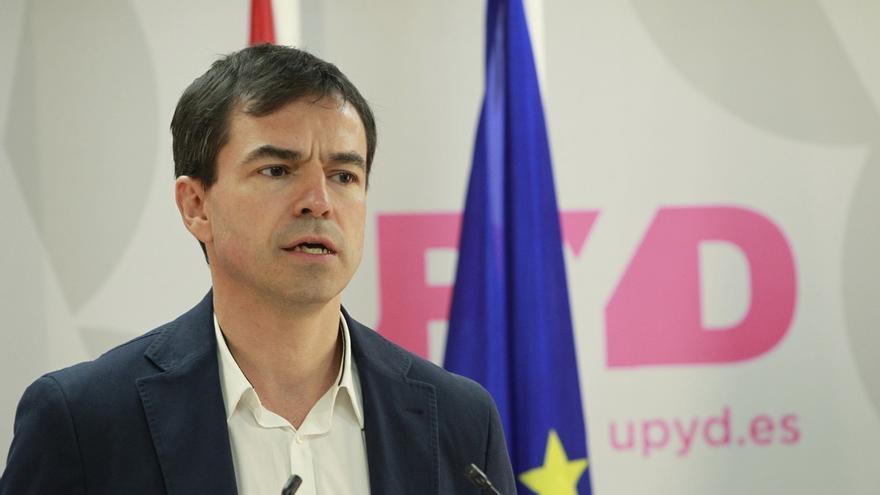 La Junta Electoral tumba los intentos de Herzog (UPYD) de salir en los programas de Pablo Motos, Bertín y Campos