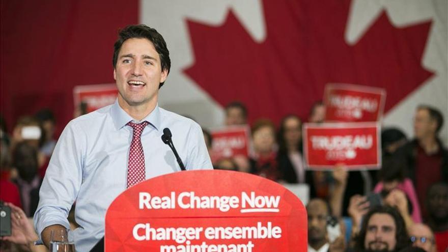 Justin Trudeau jurará mañana su cargo como primer ministro de Canadá
