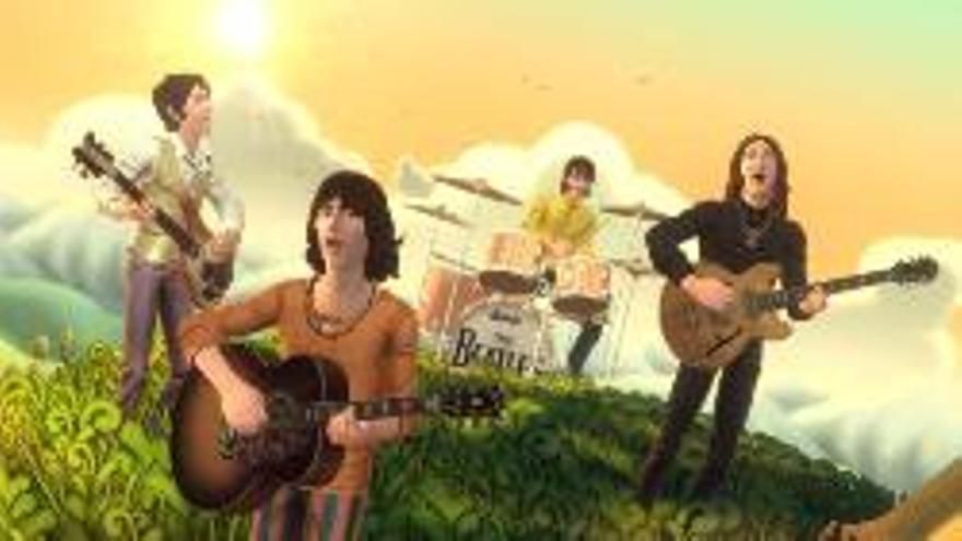 'The Beatles', el videojuego