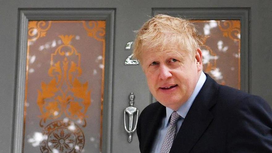 """Johnson: """"Tenemos que salir de la UE el 31 de octubre"""""""