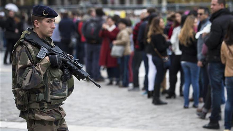 El EI amenaza con atentados como los de París en otros países de la coalición
