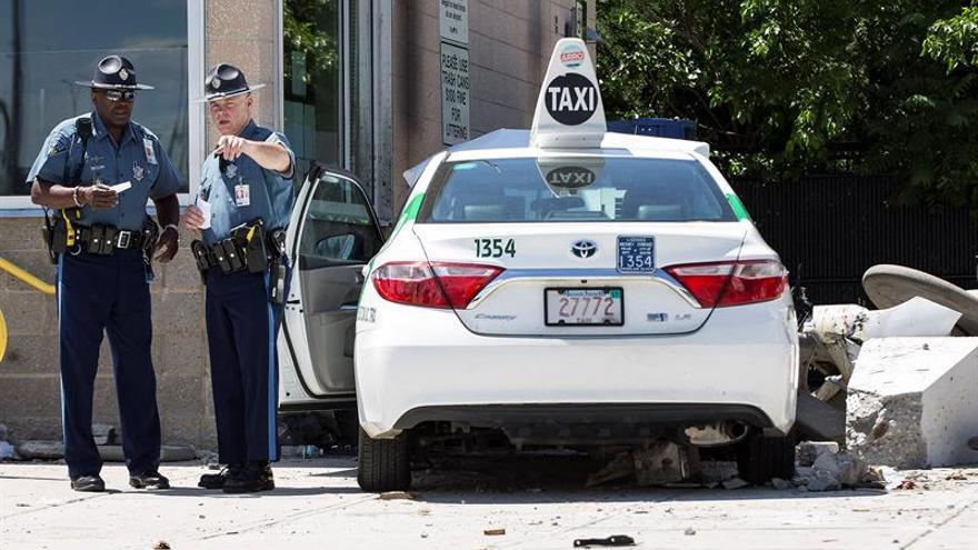 """La Policía trata como un """"accidente"""" el atropello que causó 10 heridos en Boston"""