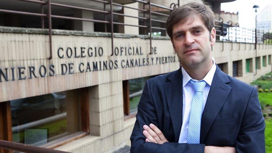 El nuevo presidente de la CEOE de Cantabria, Enrique Conde.   @Ceoecant