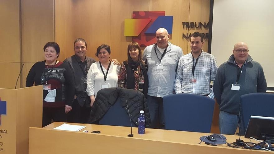 Pilar Piñeiro, reelegida secretaria general de la federación de Construcción y Servicios de CCOO de Navarra