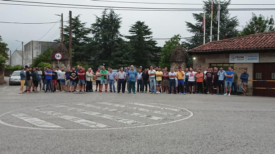 Comité de Global Special Steel denuncia contratación de trabajadores de ETT y convoca huelga indefinida desde el día 4