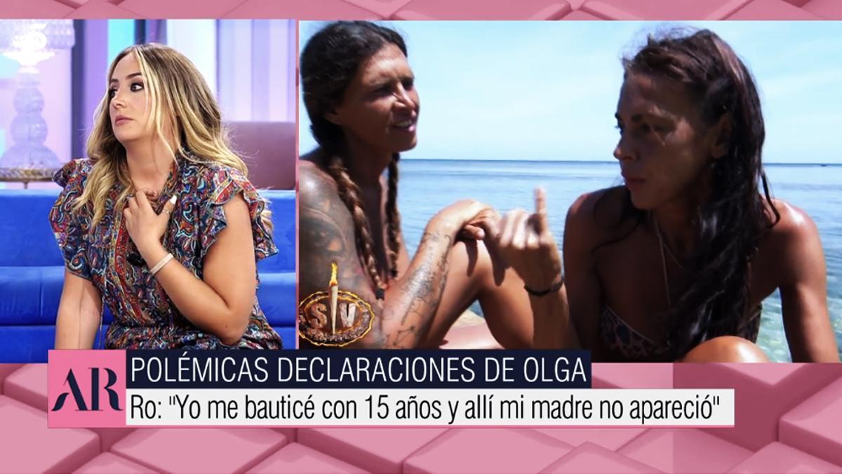 Rocío Flores en 'El programa de AR'