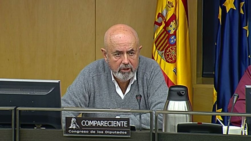 Antonio Gutiérrez Blanco, exdirector general de Explotación y Construcción de Adif