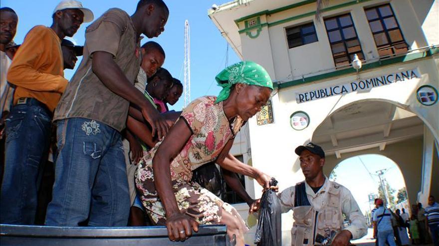 """R. Dominicana repatrió 142 haitianos en condiciones """"poco humanas"""", según una ONG"""