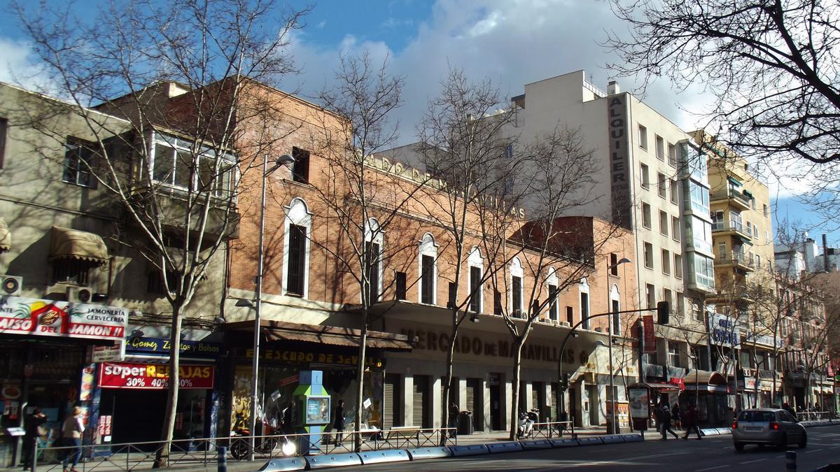 El Mercado de Maravillas, en Bravo Murillo