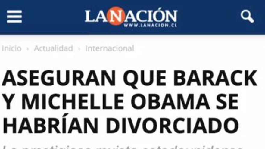 La Nación.