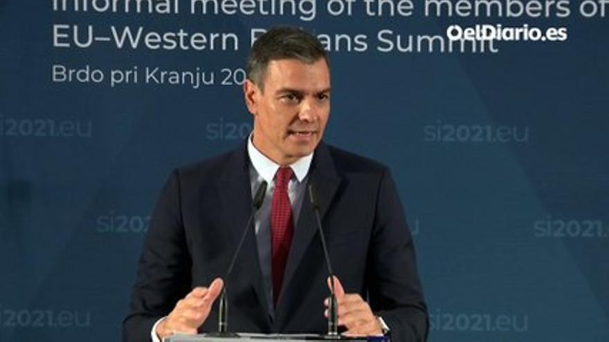 VIDEO |  Sánchez announces a cultural voucher of 400 euros for 18-year-olds