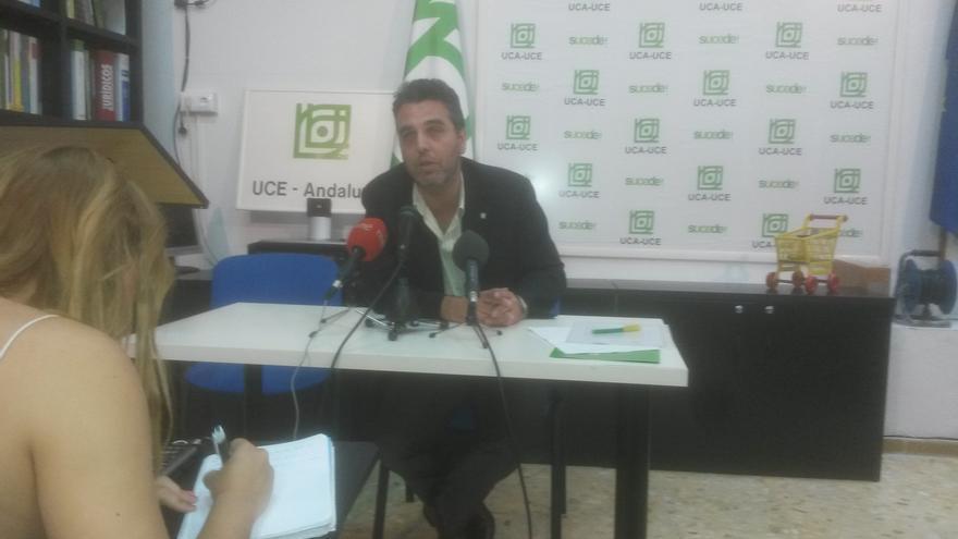 Miguel Ruiz Anillo, vicepresidente de UCA.