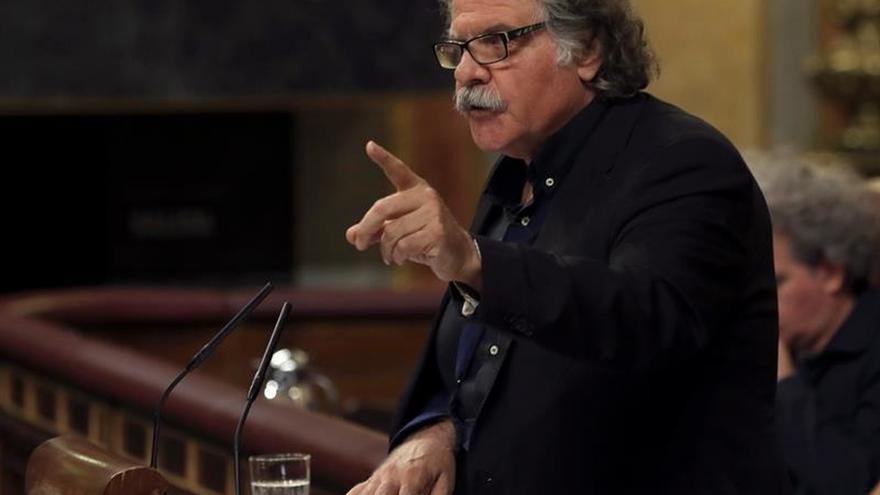 "Tardà avala las listas separadas para visualizar la ""pluralidad"" soberanista"