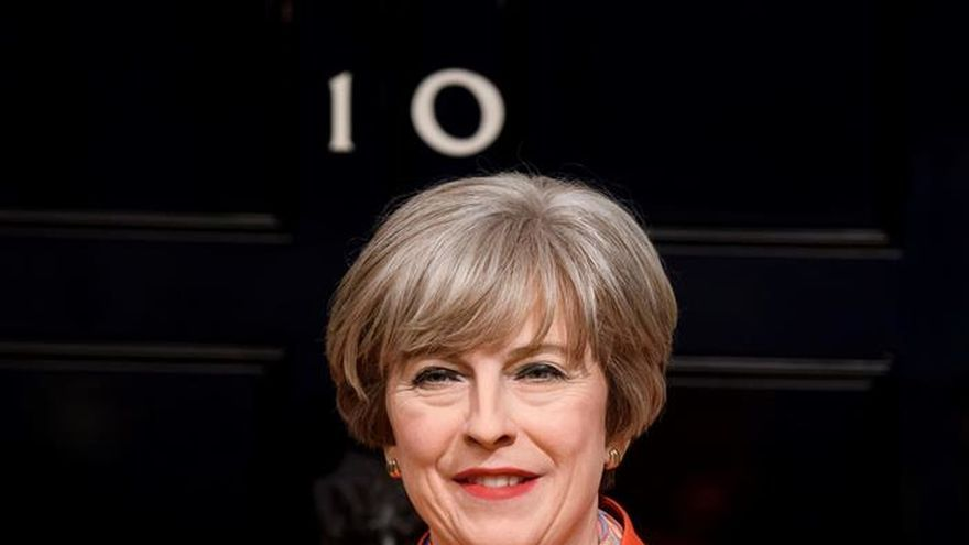 Theresa May ya tiene su figura de cera en el Madame Tussauds de Londres