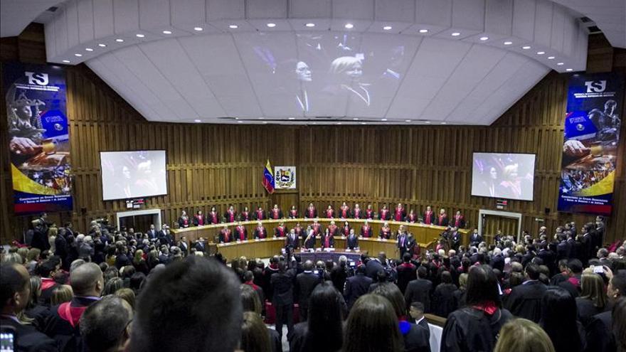 """El Supremo de Venezuela declara """"inejecutable"""" el fallo de la CorteIDH a favor de RCTV"""