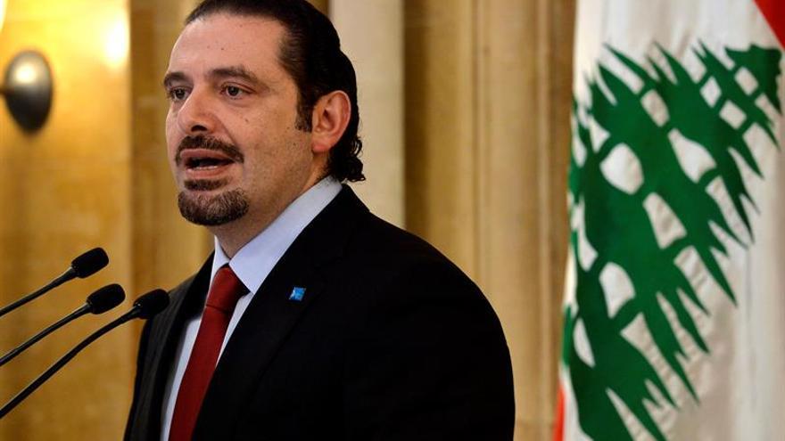 Hariri consigue apoyos en las consultas para convertirse en primer ministro
