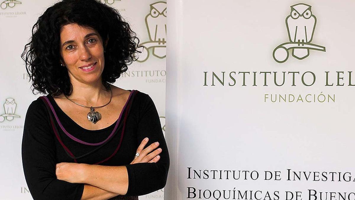 Fernanda Ceriani es investigadora principal del Conicet.