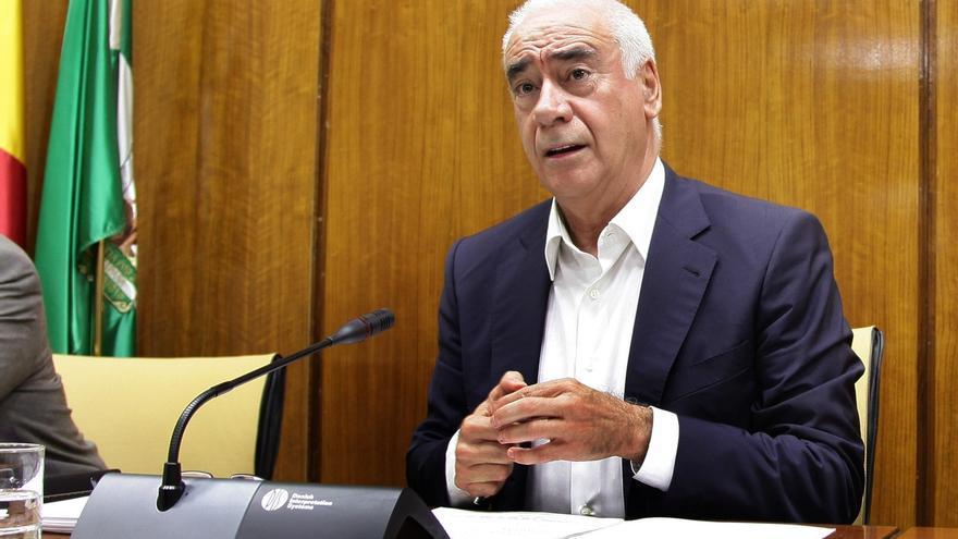 Luciano Alonso comparece este viernes en la Diputación Permanente del Parlamento sobre los cursos de formación