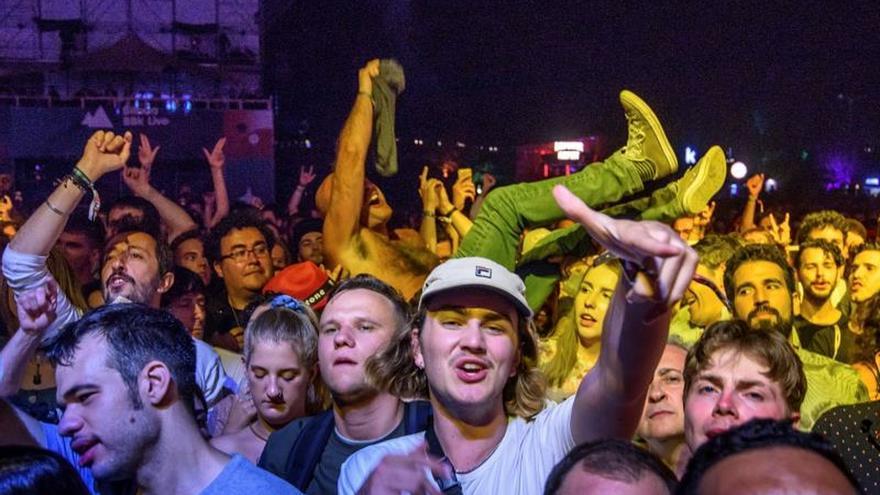 Más de 112.000 personas asistieron a los conciertos del Bilbao BBK Live