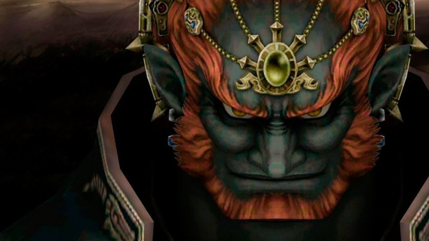 Hyrule Warriors Ganondorf
